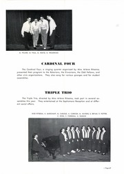 Page 73, 1955 Edition, Coldwater High School - Cardinal Yearbook (Coldwater, MI) online yearbook collection