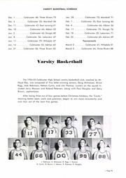 Page 81, 1955 Edition, Coldwater High School - Cardinal Yearbook (Coldwater, MI) online yearbook collection