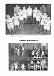 Page 82, 1955 Edition, Coldwater High School - Cardinal Yearbook (Coldwater, MI) online yearbook collection