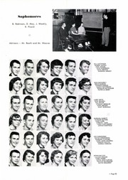 Page 99, 1955 Edition, Coldwater High School - Cardinal Yearbook (Coldwater, MI) online yearbook collection