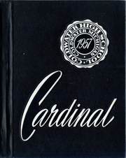 Coldwater High School - Cardinal Yearbook (Coldwater, MI) online yearbook collection, 1957 Edition, Page 1