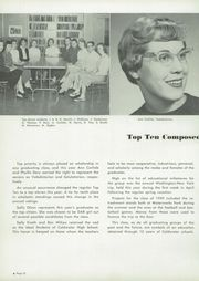 Page 16, 1959 Edition, Coldwater High School - Cardinal Yearbook (Coldwater, MI) online yearbook collection