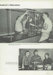 Page 9, 1959 Edition, Coldwater High School - Cardinal Yearbook (Coldwater, MI) online yearbook collection