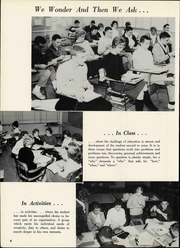 Page 8, 1961 Edition, Coldwater High School - Cardinal Yearbook (Coldwater, MI) online yearbook collection