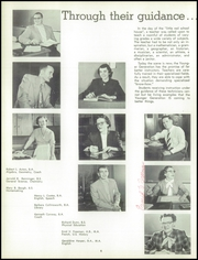 Page 10, 1956 Edition, Clawson High School - Cavalcade Yearbook (Clawson, MI) online yearbook collection