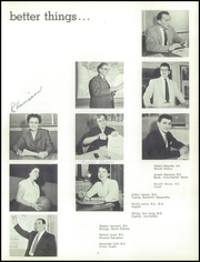 Page 11, 1956 Edition, Clawson High School - Cavalcade Yearbook (Clawson, MI) online yearbook collection