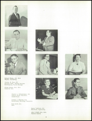 Page 12, 1956 Edition, Clawson High School - Cavalcade Yearbook (Clawson, MI) online yearbook collection