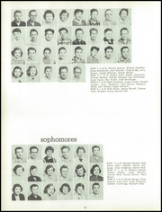 Page 16, 1956 Edition, Clawson High School - Cavalcade Yearbook (Clawson, MI) online yearbook collection