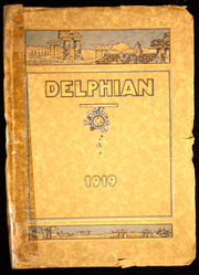 Page 1, 1919 Edition, Charlotte High School - Delphian Yearbook (Charlotte, MI) online yearbook collection