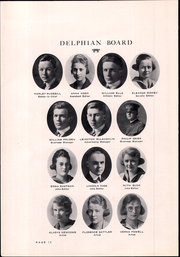Page 14, 1919 Edition, Charlotte High School - Delphian Yearbook (Charlotte, MI) online yearbook collection