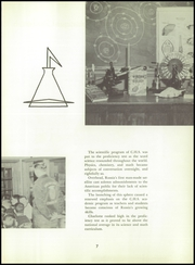 Page 11, 1958 Edition, Charlotte High School - Delphian Yearbook (Charlotte, MI) online yearbook collection