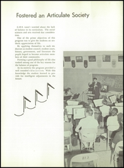 Page 13, 1958 Edition, Charlotte High School - Delphian Yearbook (Charlotte, MI) online yearbook collection