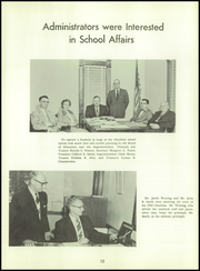 Page 16, 1958 Edition, Charlotte High School - Delphian Yearbook (Charlotte, MI) online yearbook collection