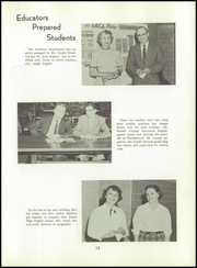 Page 17, 1958 Edition, Charlotte High School - Delphian Yearbook (Charlotte, MI) online yearbook collection