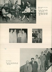 Page 14, 1952 Edition, Okemos High School - Tomahawk Yearbook (Okemos, MI) online yearbook collection