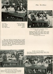 Page 15, 1952 Edition, Okemos High School - Tomahawk Yearbook (Okemos, MI) online yearbook collection