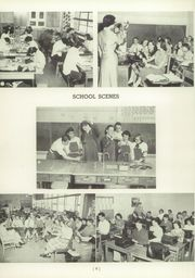 Page 10, 1954 Edition, Okemos High School - Tomahawk Yearbook (Okemos, MI) online yearbook collection