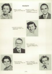 Page 14, 1954 Edition, Okemos High School - Tomahawk Yearbook (Okemos, MI) online yearbook collection