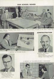 Page 11, 1955 Edition, Okemos High School - Tomahawk Yearbook (Okemos, MI) online yearbook collection