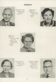 Page 12, 1955 Edition, Okemos High School - Tomahawk Yearbook (Okemos, MI) online yearbook collection