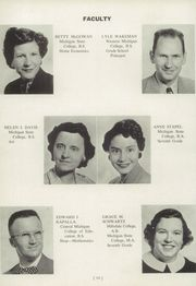 Page 14, 1955 Edition, Okemos High School - Tomahawk Yearbook (Okemos, MI) online yearbook collection