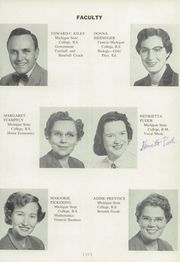 Page 15, 1955 Edition, Okemos High School - Tomahawk Yearbook (Okemos, MI) online yearbook collection