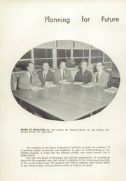 Page 10, 1957 Edition, Okemos High School - Tomahawk Yearbook (Okemos, MI) online yearbook collection