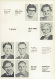 Page 13, 1957 Edition, Okemos High School - Tomahawk Yearbook (Okemos, MI) online yearbook collection