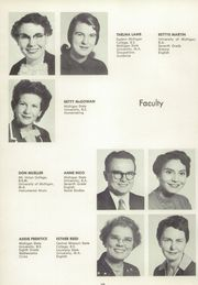 Page 14, 1957 Edition, Okemos High School - Tomahawk Yearbook (Okemos, MI) online yearbook collection