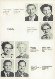 Page 15, 1957 Edition, Okemos High School - Tomahawk Yearbook (Okemos, MI) online yearbook collection