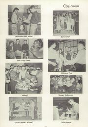 Page 16, 1957 Edition, Okemos High School - Tomahawk Yearbook (Okemos, MI) online yearbook collection