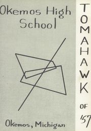 Page 5, 1957 Edition, Okemos High School - Tomahawk Yearbook (Okemos, MI) online yearbook collection