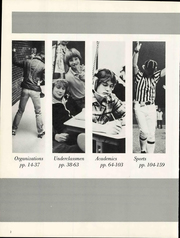 Page 8, 1980 Edition, Okemos High School - Tomahawk Yearbook (Okemos, MI) online yearbook collection