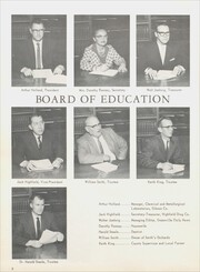 Page 10, 1961 Edition, Greenville High School - Hi Life Yearbook (Greenville, MI) online yearbook collection