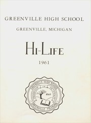 Page 5, 1961 Edition, Greenville High School - Hi Life Yearbook (Greenville, MI) online yearbook collection