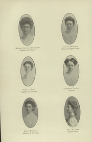 Page 12, 1910 Edition, Mason High School - Anchora Yearbook (Mason, MI) online yearbook collection