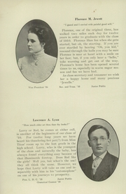 Page 16, 1910 Edition, Mason High School - Anchora Yearbook (Mason, MI) online yearbook collection