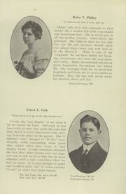 Page 17, 1910 Edition, Mason High School - Anchora Yearbook (Mason, MI) online yearbook collection
