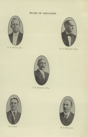 Page 9, 1910 Edition, Mason High School - Anchora Yearbook (Mason, MI) online yearbook collection