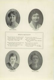 Page 11, 1919 Edition, Mason High School - Anchora Yearbook (Mason, MI) online yearbook collection