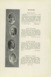 Page 13, 1919 Edition, Mason High School - Anchora Yearbook (Mason, MI) online yearbook collection