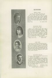 Page 14, 1919 Edition, Mason High School - Anchora Yearbook (Mason, MI) online yearbook collection