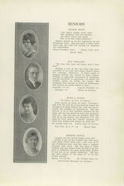 Page 15, 1919 Edition, Mason High School - Anchora Yearbook (Mason, MI) online yearbook collection
