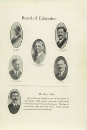 Page 9, 1919 Edition, Mason High School - Anchora Yearbook (Mason, MI) online yearbook collection