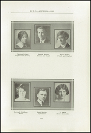 Page 13, 1925 Edition, Mason High School - Anchora Yearbook (Mason, MI) online yearbook collection