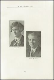 Page 7, 1925 Edition, Mason High School - Anchora Yearbook (Mason, MI) online yearbook collection