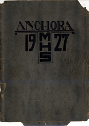 1927 Edition, Mason High School - Anchora Yearbook (Mason, MI)