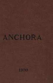1930 Edition, Mason High School - Anchora Yearbook (Mason, MI)