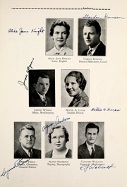 Page 17, 1937 Edition, Mason High School - Anchora Yearbook (Mason, MI) online yearbook collection