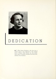 Page 10, 1939 Edition, Mason High School - Anchora Yearbook (Mason, MI) online yearbook collection